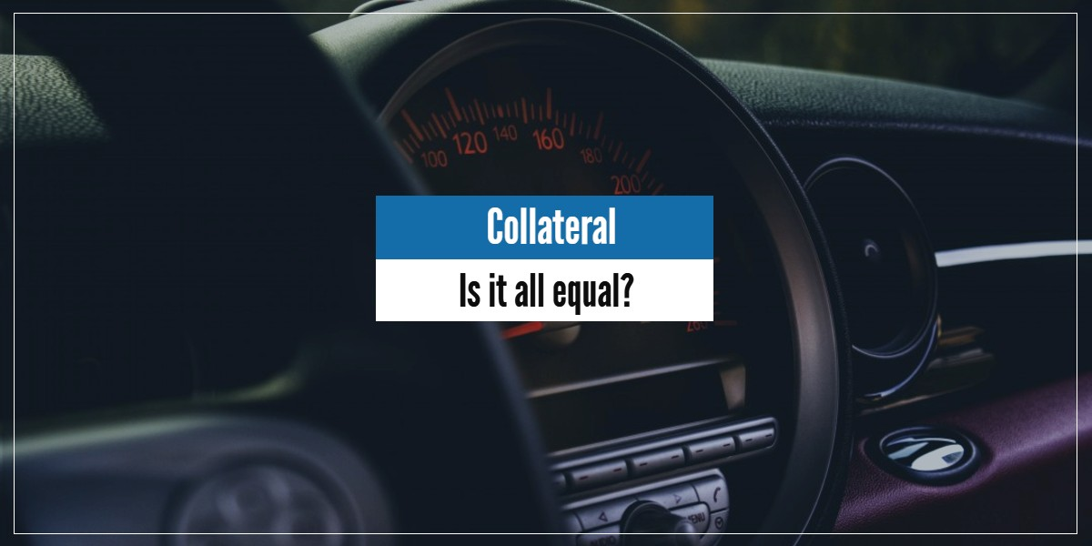 Which Cars Provide Better Collateral